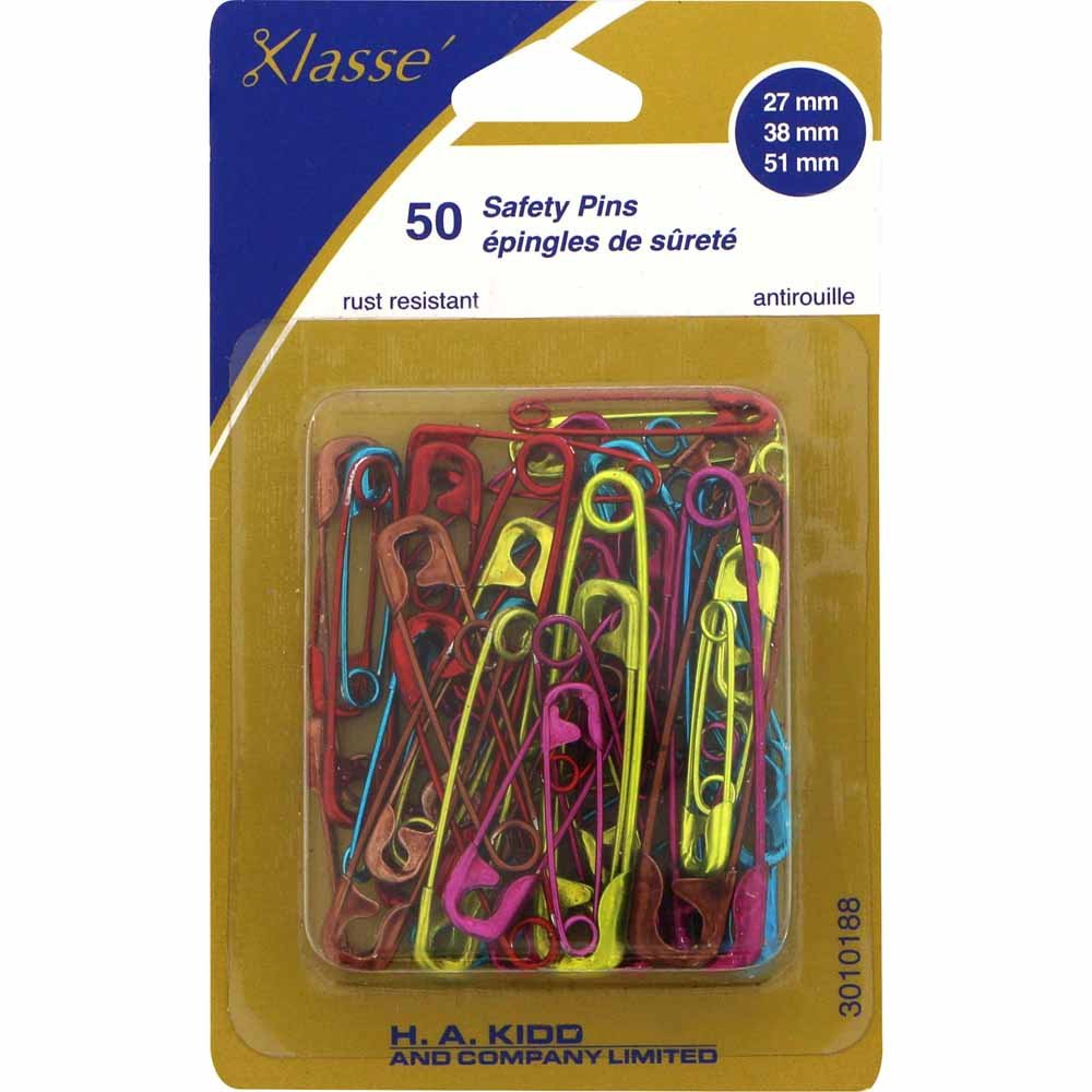Safety Pins 50pcs