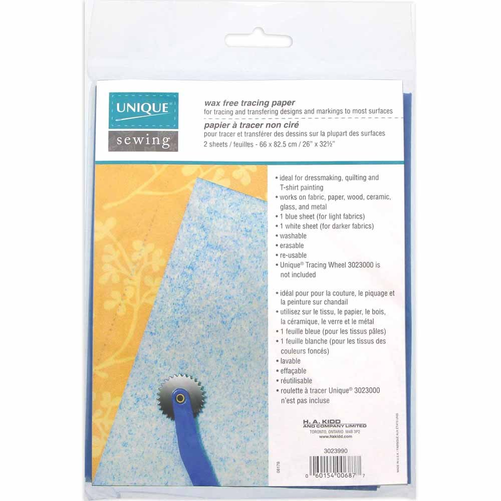 Wax Free Tracing Paper