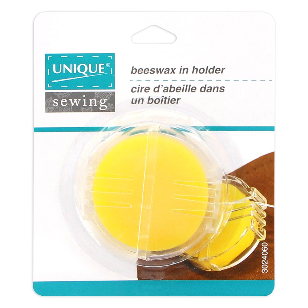 Beeswax in holder