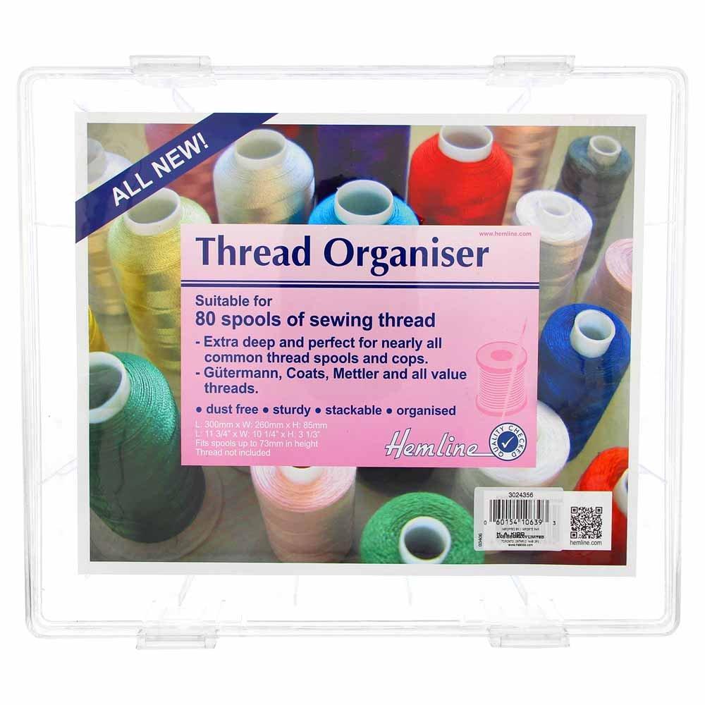 Thread Organiser 80 spools