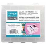 Unique Sewing Double Sided Bobbin Box