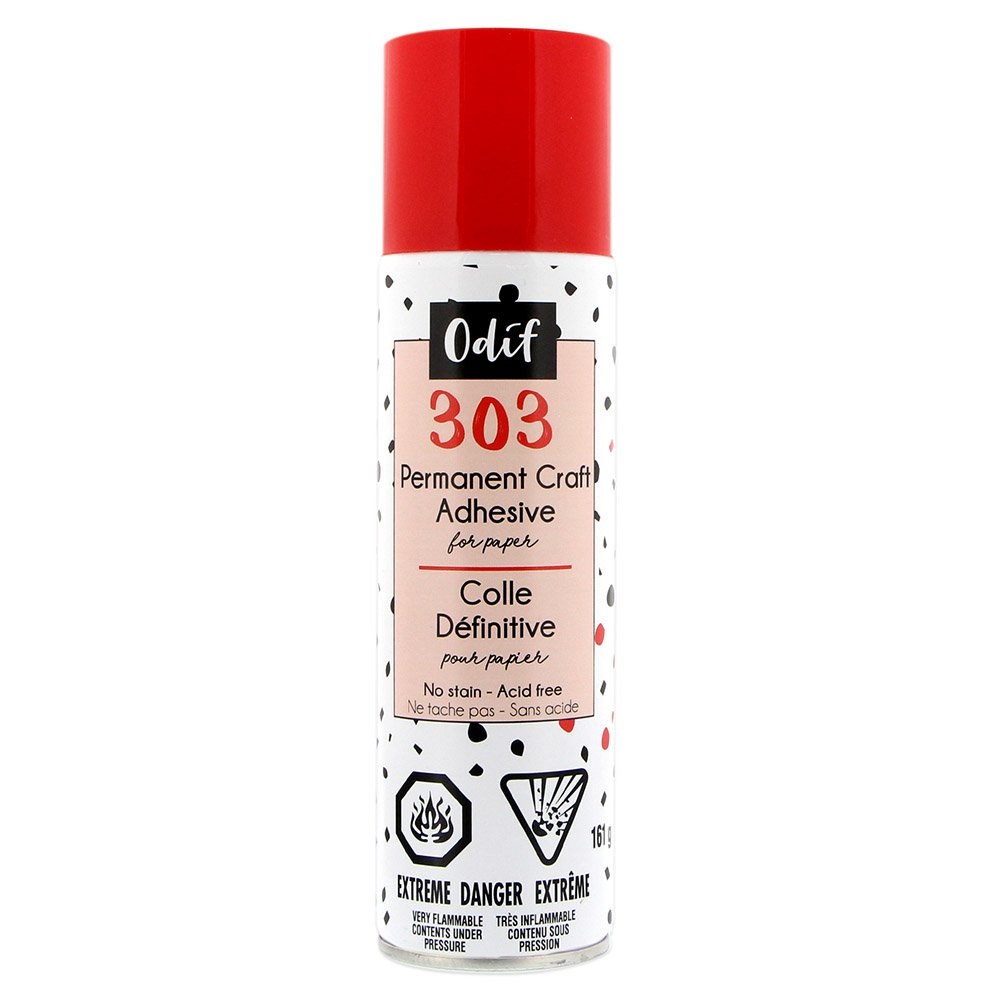 ODIF 303 Permanent Craft Adhesive - 161g