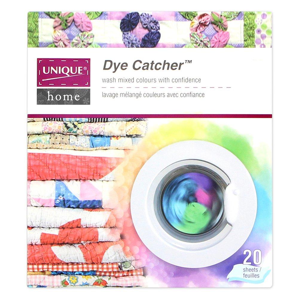UNIQUE HOME Dye Catcher - 20 sheets