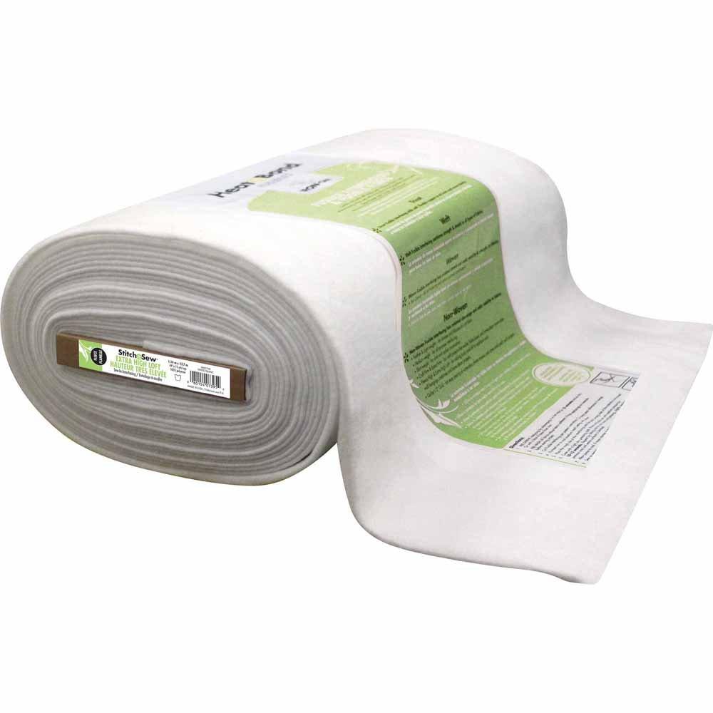 HEATNBOND Sew-In High Loft Fleece - 114cm x 13.7m (44 x 15yds)