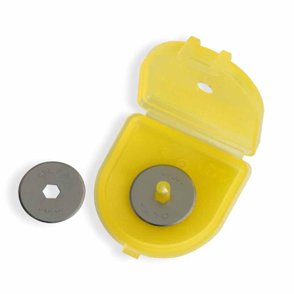Olfa 18mm Rotary Blade - 2 pack