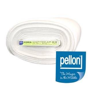 JB96 Pellon Bleached 80/20 Blend w/s Batting - 96