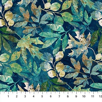 Foliage - Northcott Collection - 45 Wide 100% Cotton