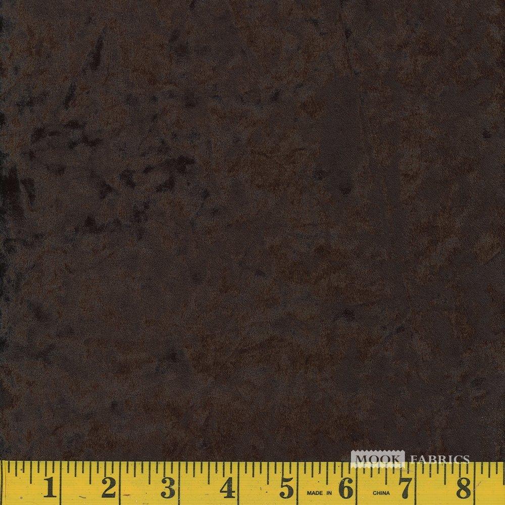 Crushed Velvet Solids - 60 wide