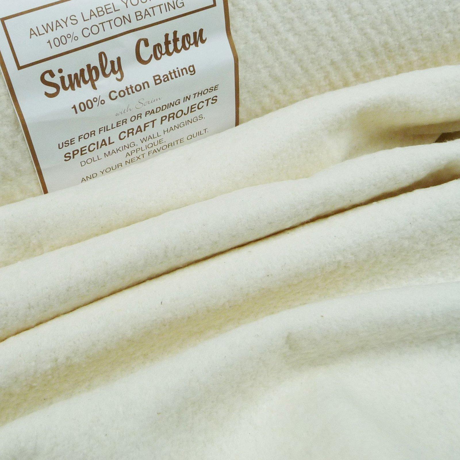 Simply Cotton Batting