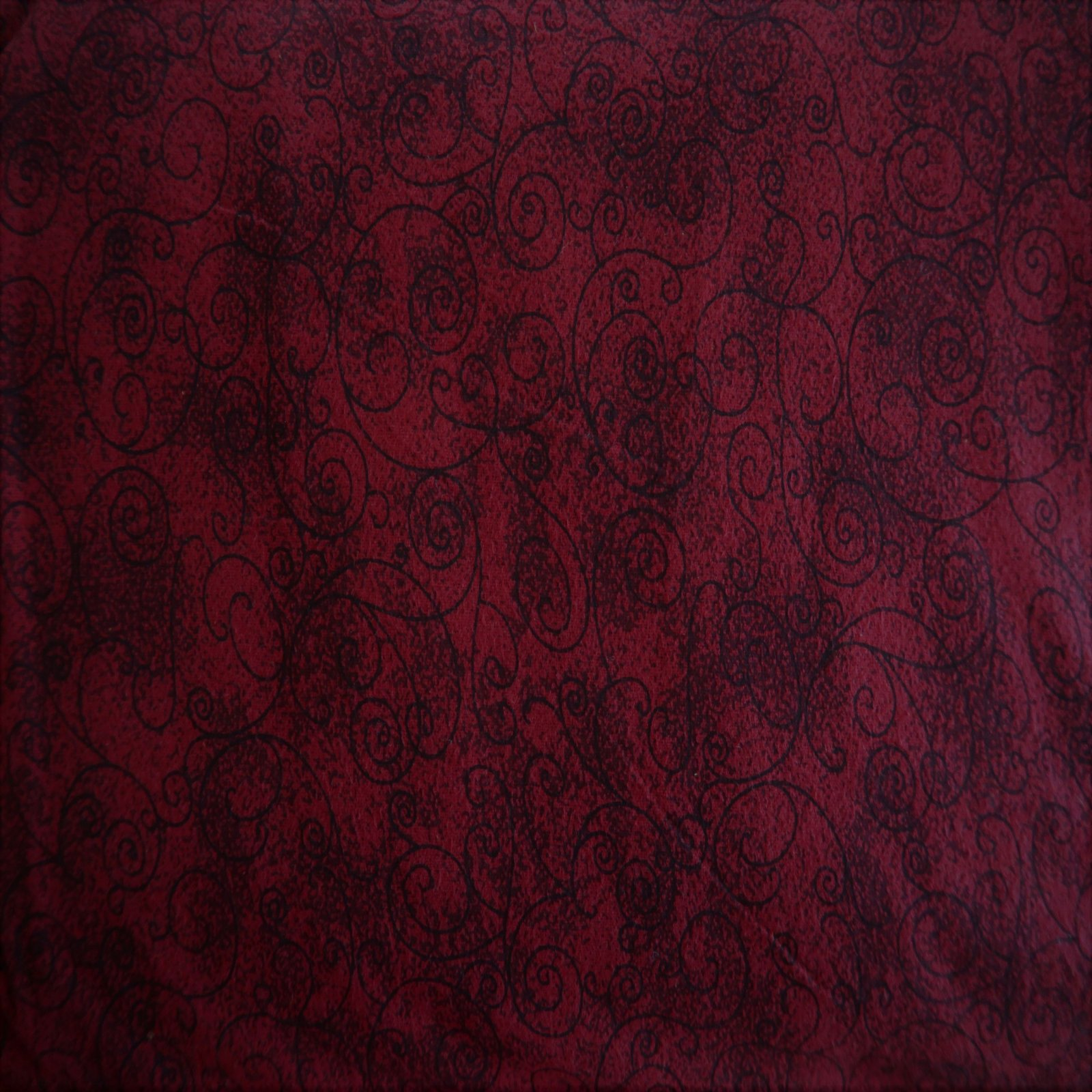 110 Willow Flannel - Scarlet Red