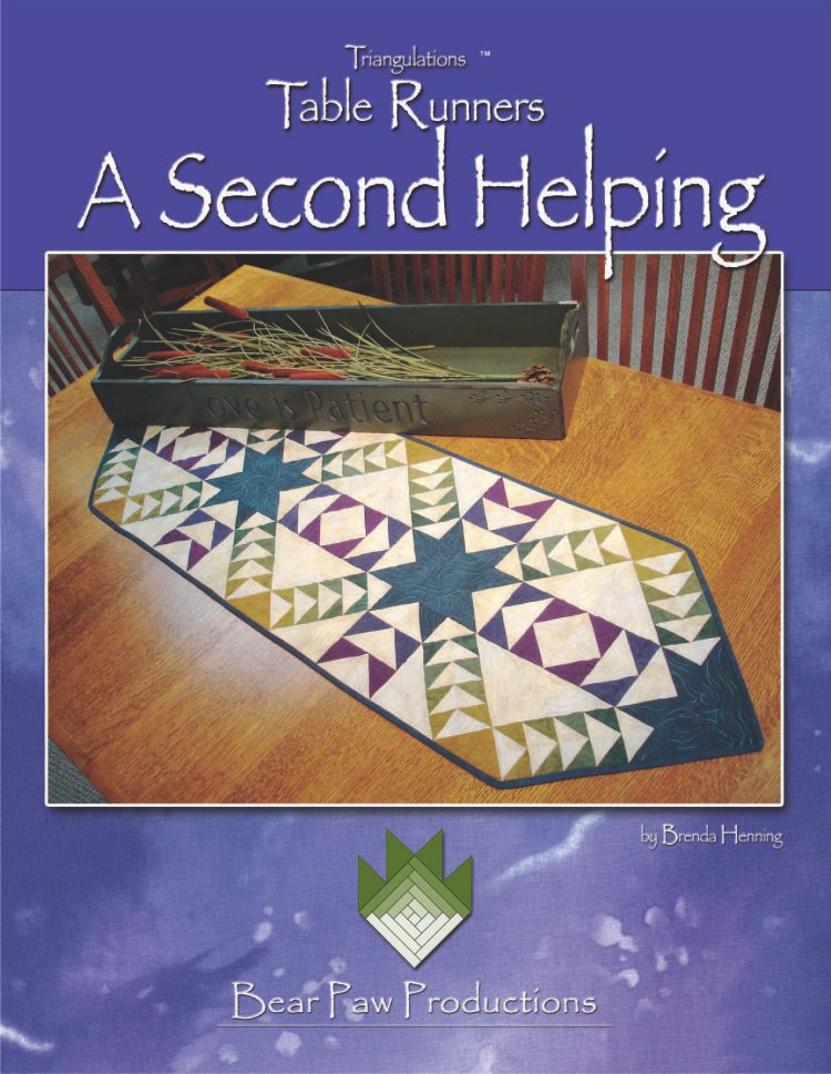 Table Runners A Second Helping
