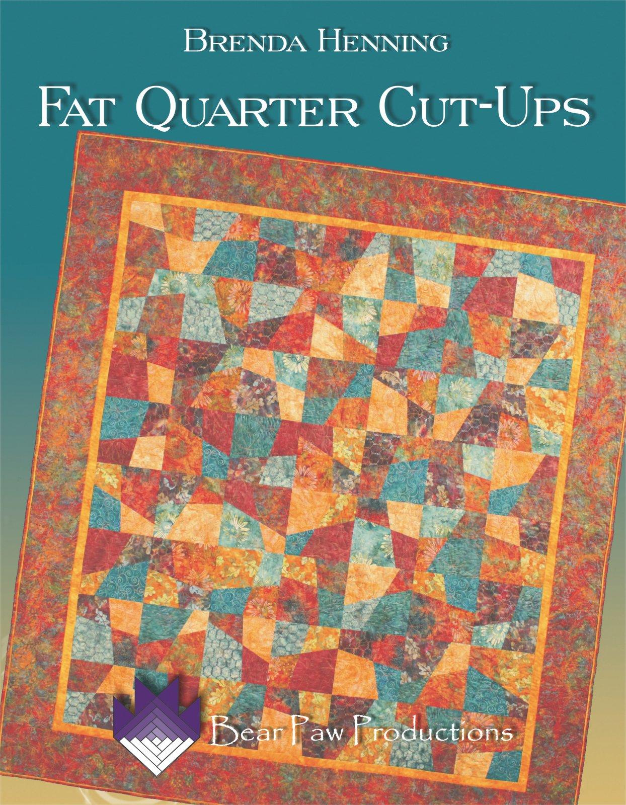 Fat Quarter Cut-Ups