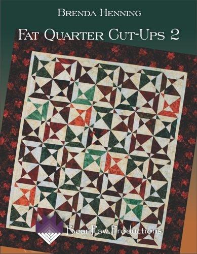 Fat Quarter Cut-Ups 2