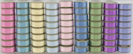 Superior Thread Prewound Bobbins BottomLine Thread L Style Pastels