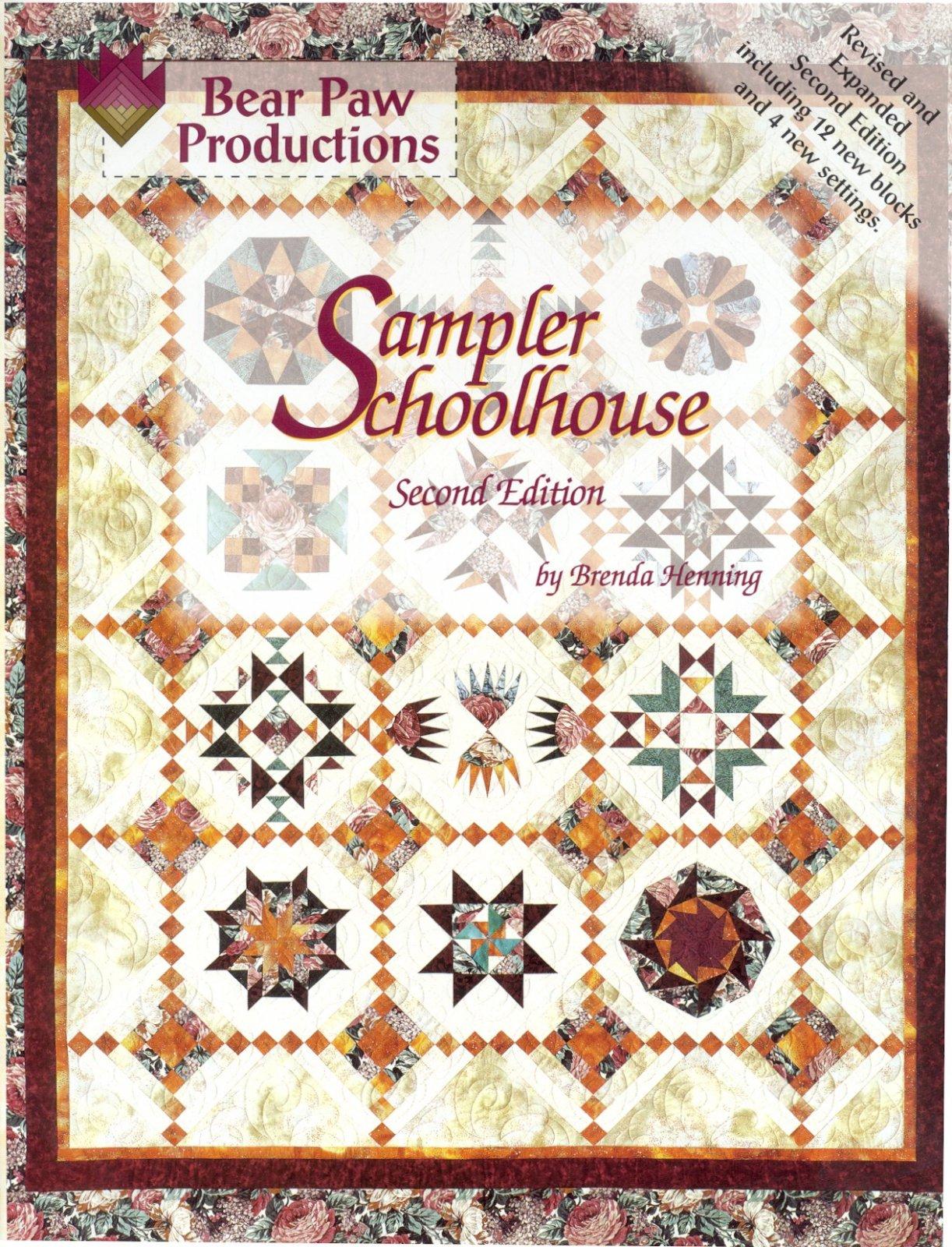 Sampler Schoolhouse 2nd Edition
