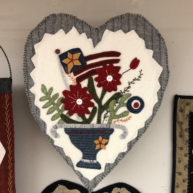 Gathered Hearts Thru the Year- July