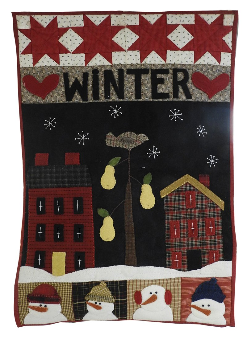 Winter Banner Kit - A Bits and Bobs Design
