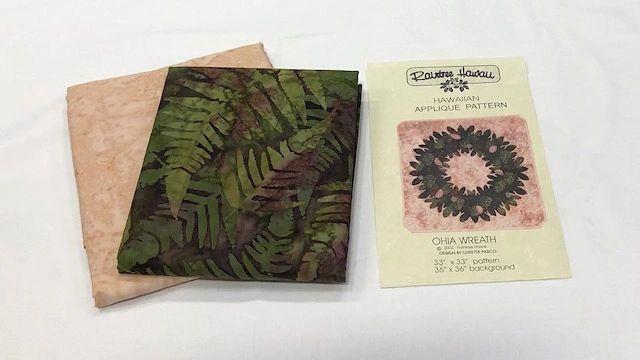 Ohia Wreath Kit