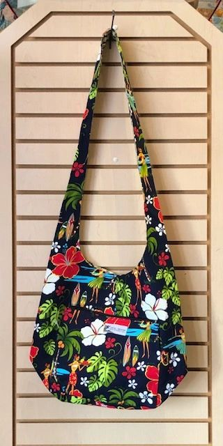 Reversible Cross Body Bag #8