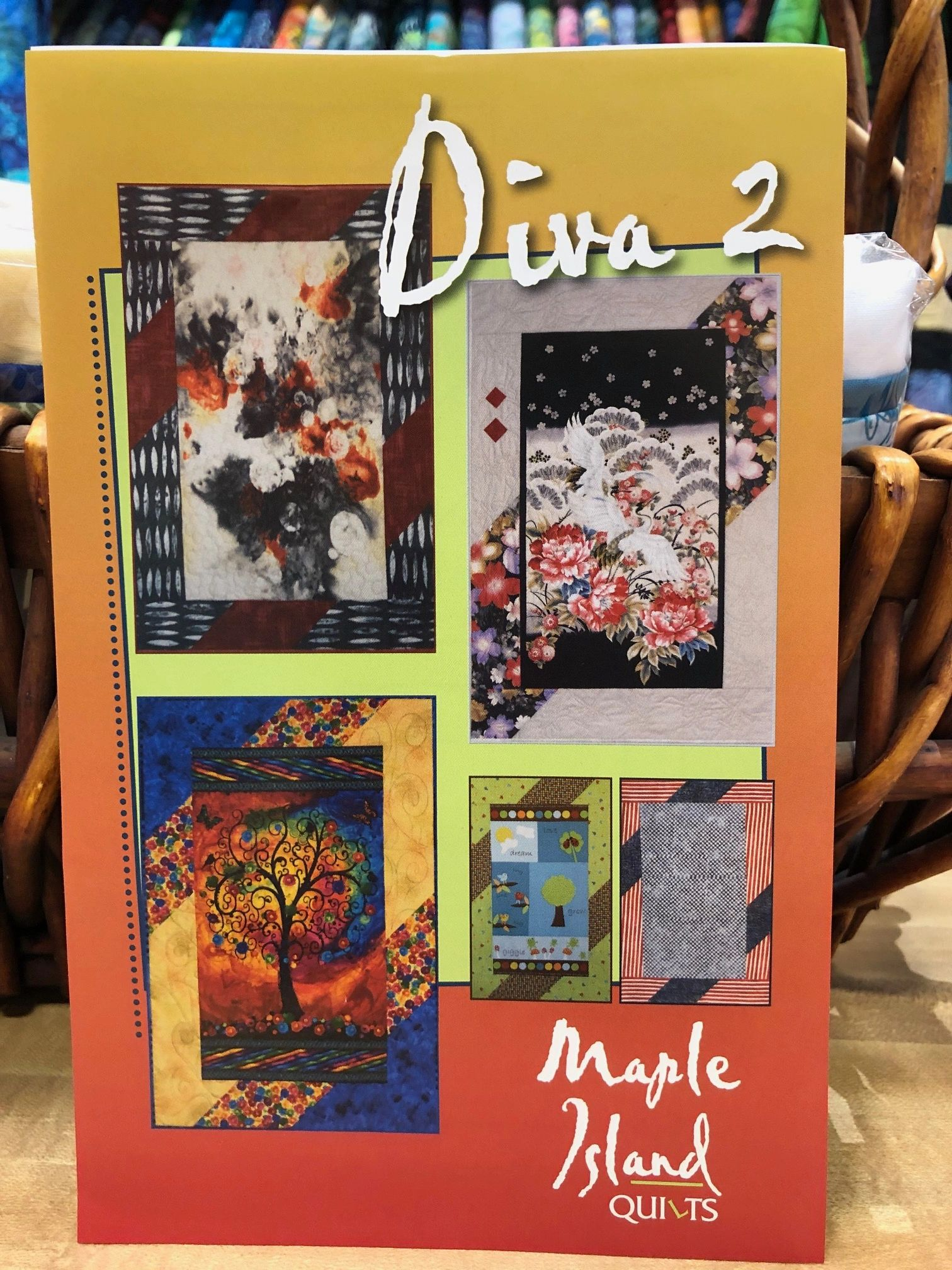 Diva 2  Panel Pattern