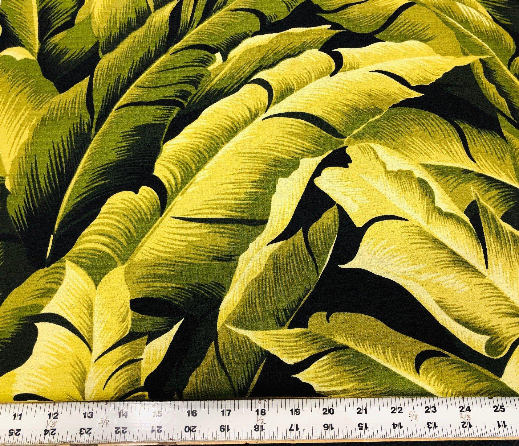 Banana Leaves Bark Cloth