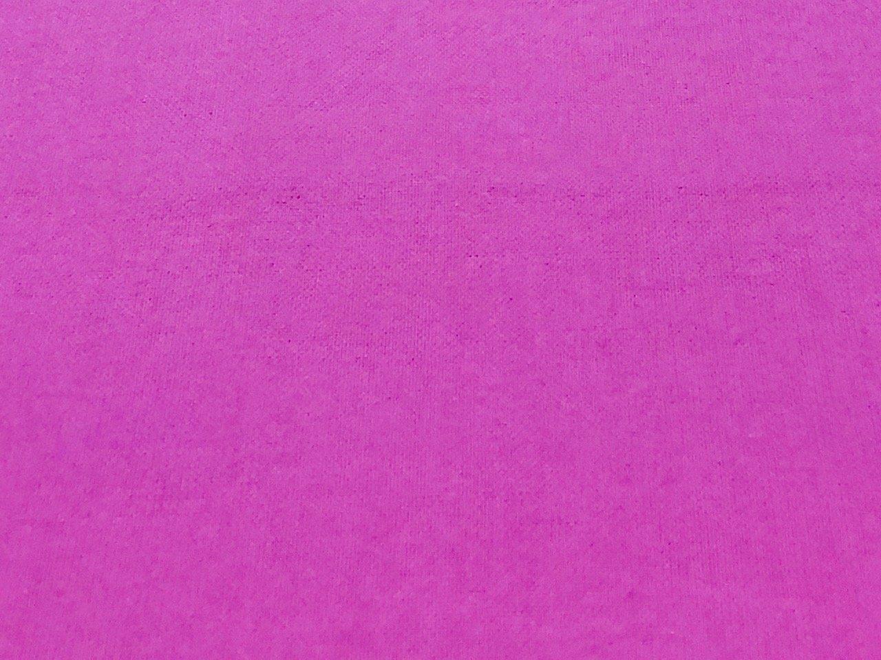 Basic Flannel - Bubble Gum