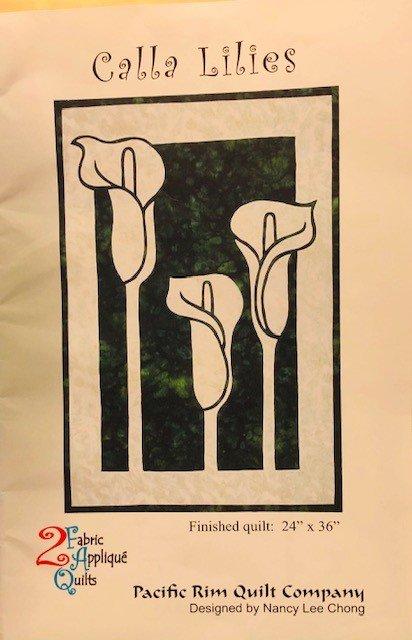 Calla Lilies Pattern