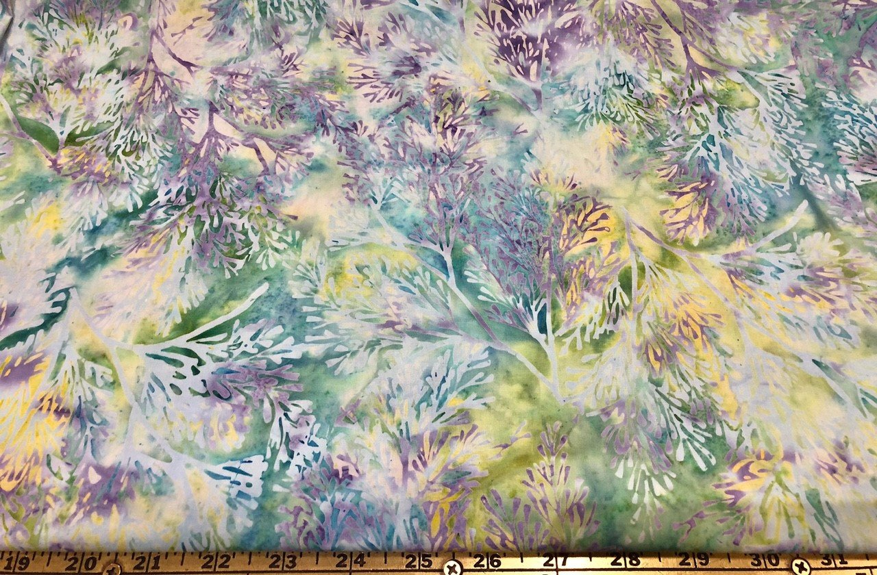 Coral Beauty  Batik Tide Pool