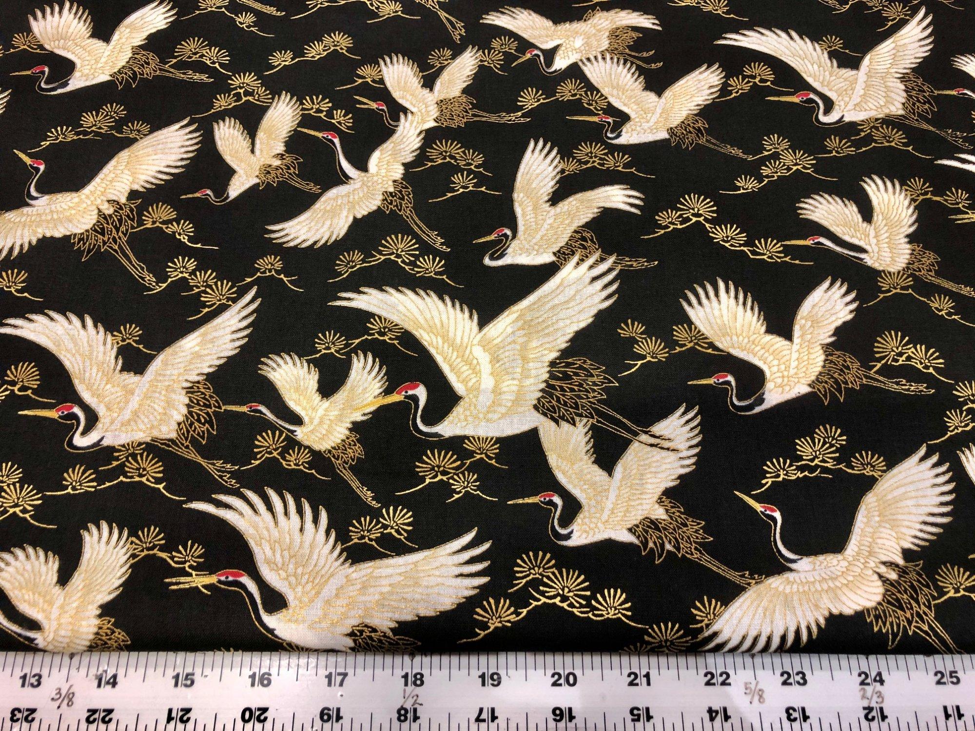 Cranes   Black