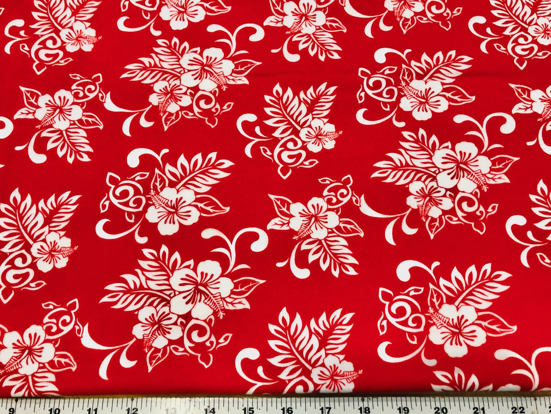 Pareo Flannel Red