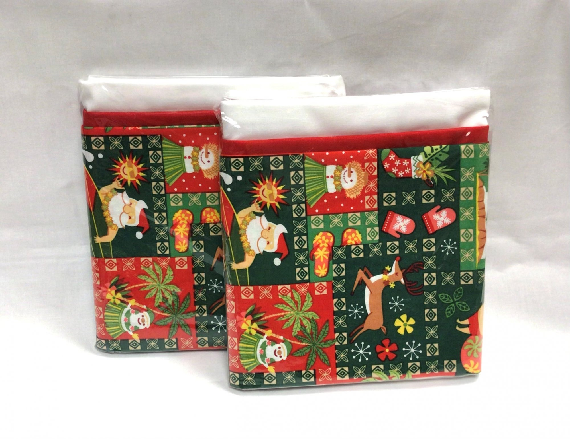 Pillowcases Kit Set of 2 Christmas #6