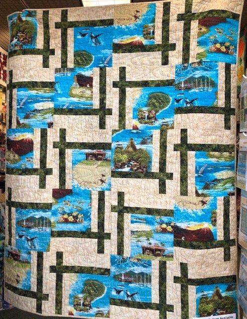 Maui Fabric BQ2 Kit