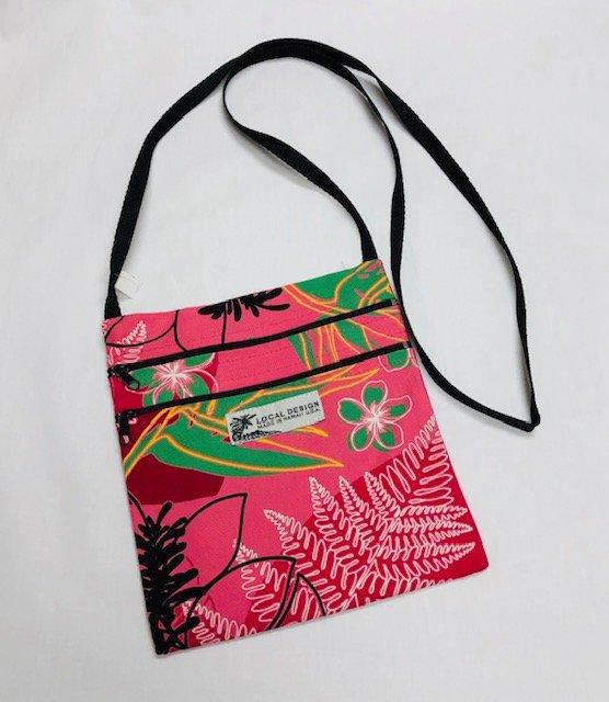 Cross Body Bag Large - LG #1 pink