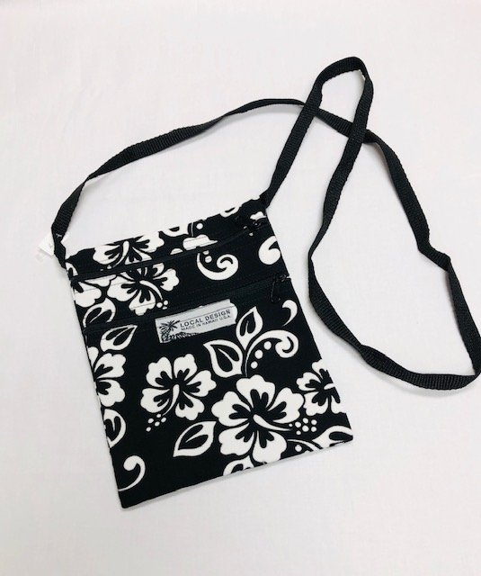 Cross Body Bags Medium - MED #13 black, white
