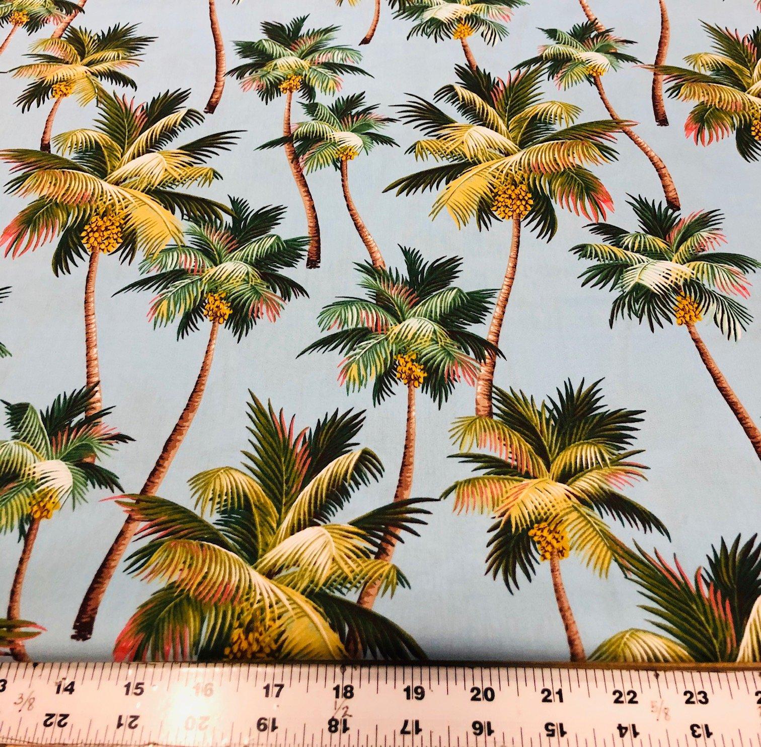 Palm Trees - Sky
