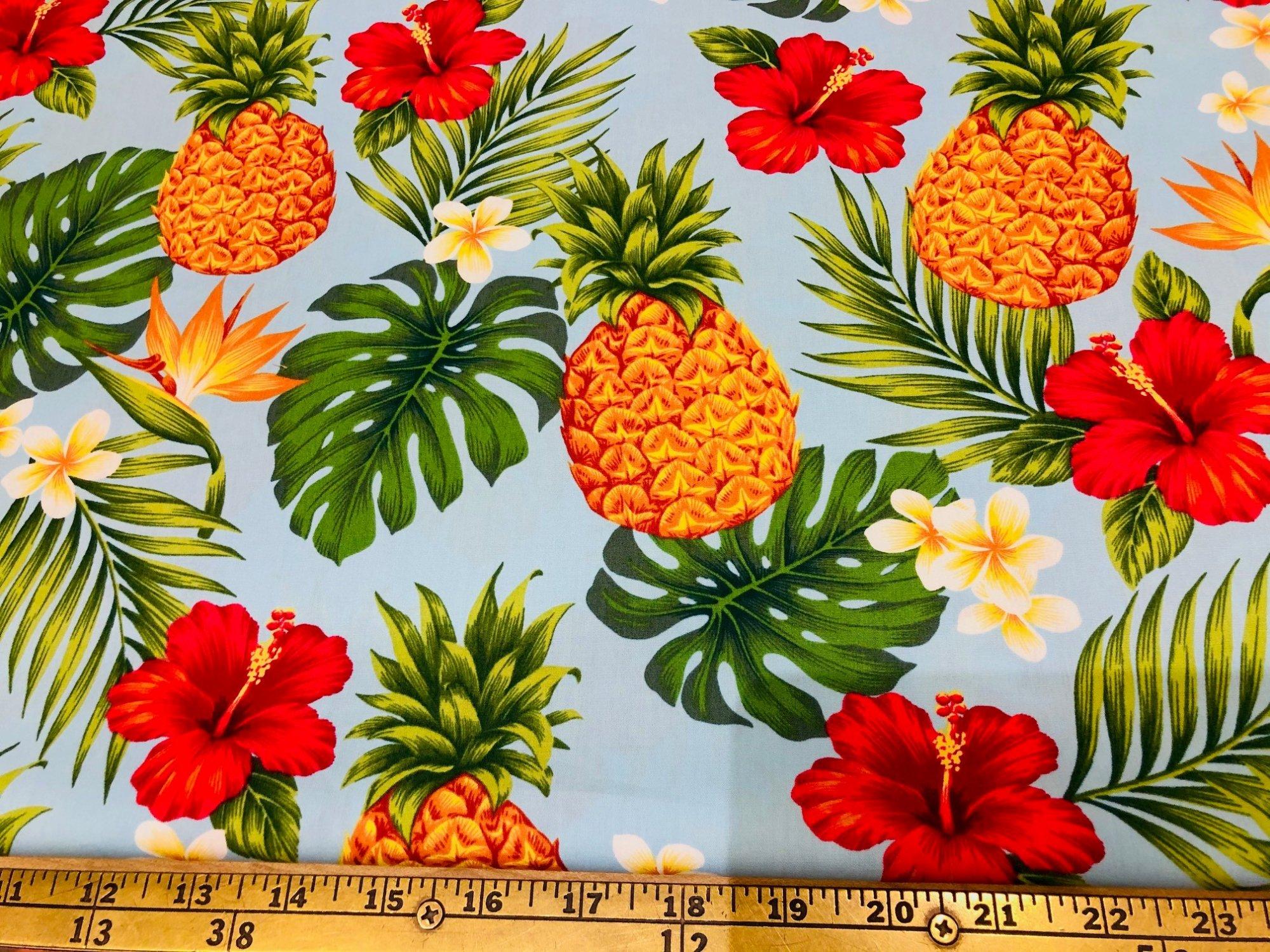 Pineapple Tropical Flora Sky