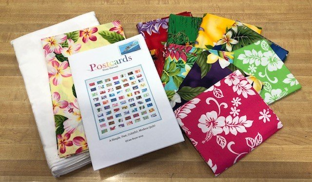 Postcards from Hawaii Kit