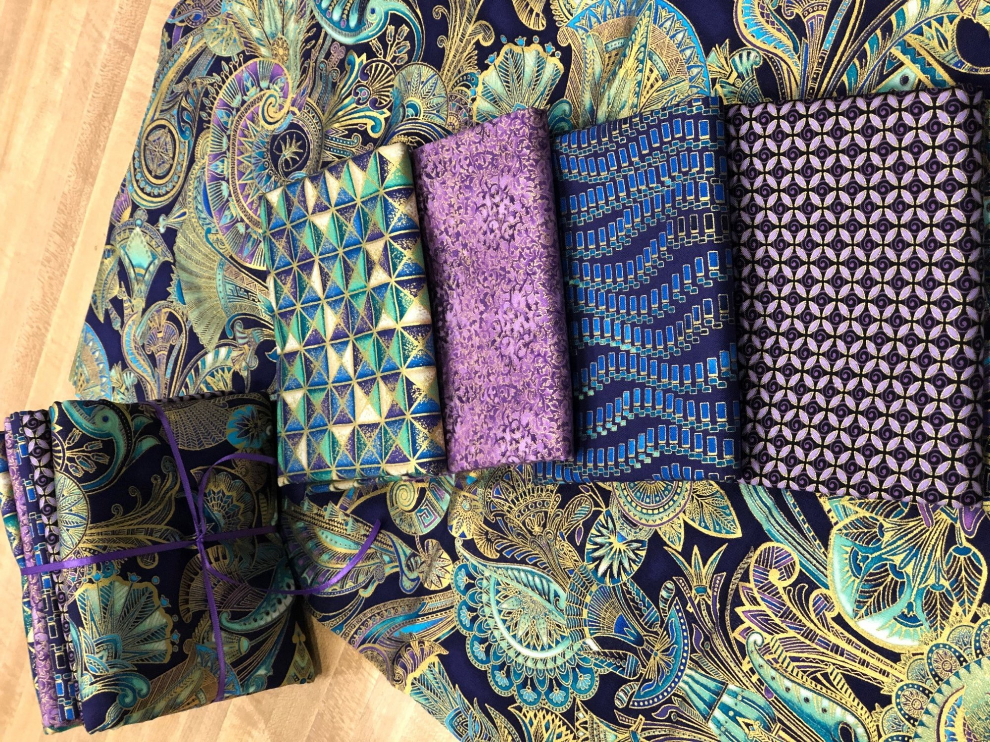 Purple Magic bundle