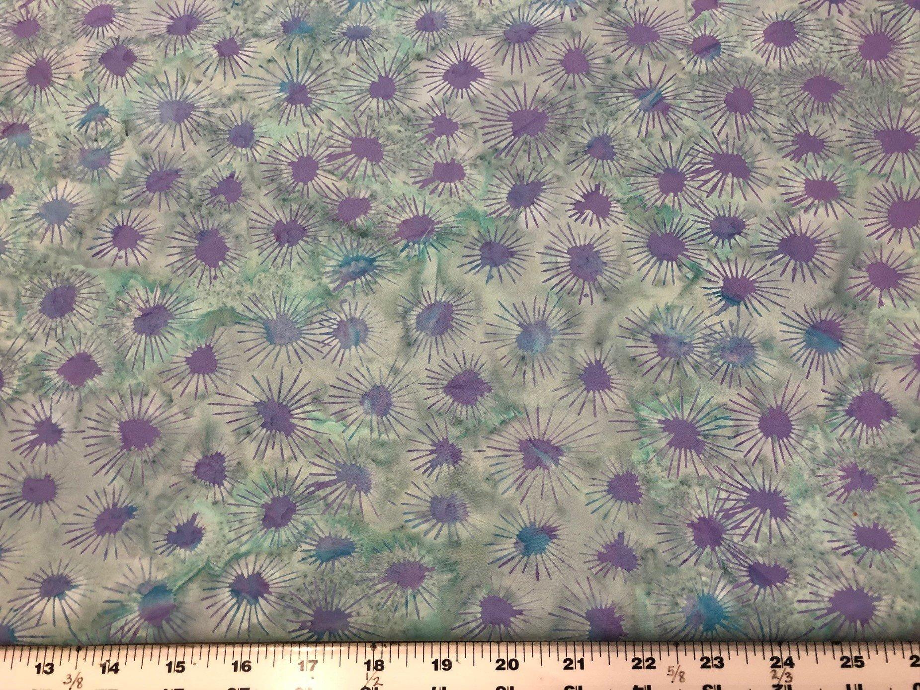 Sea Urchin  Batik