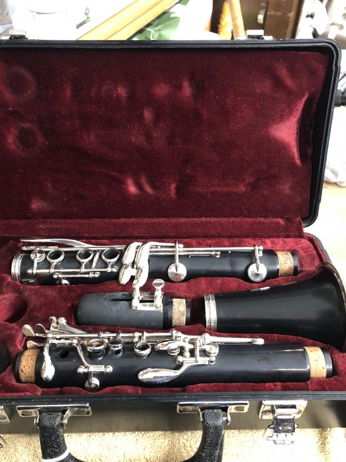 Juniper Clarinet (Used)
