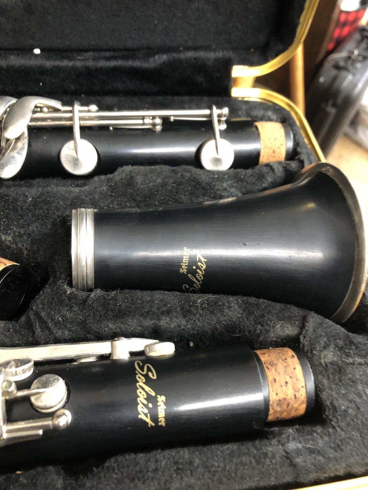 Selmer Soloist (Used)