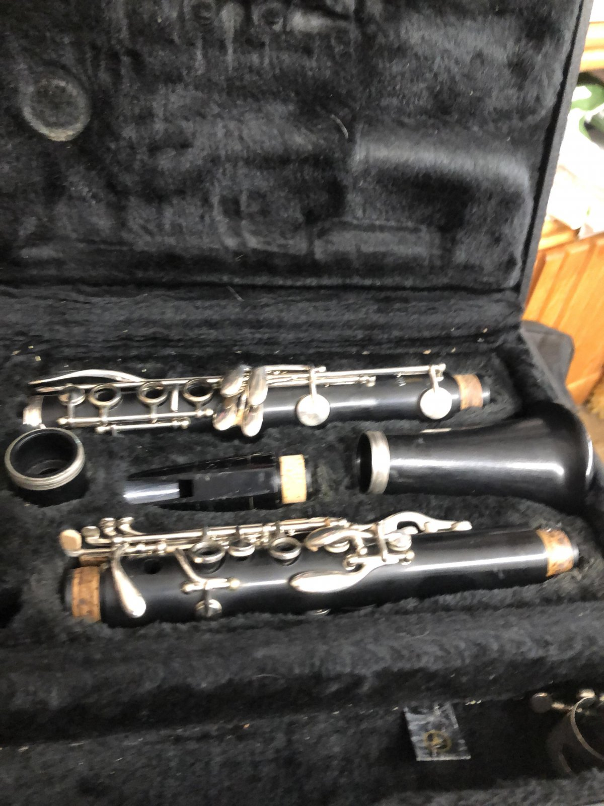 Vito Clarinet 7212 (Used)