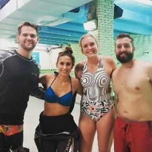 Scuba Diving Pool Class