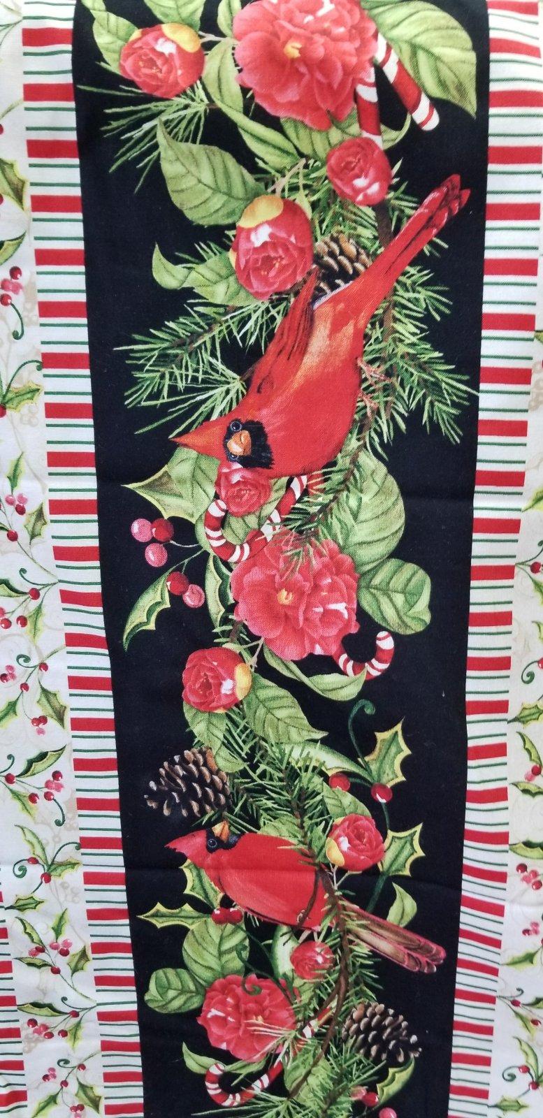 745181362713 Christmas cardinal border