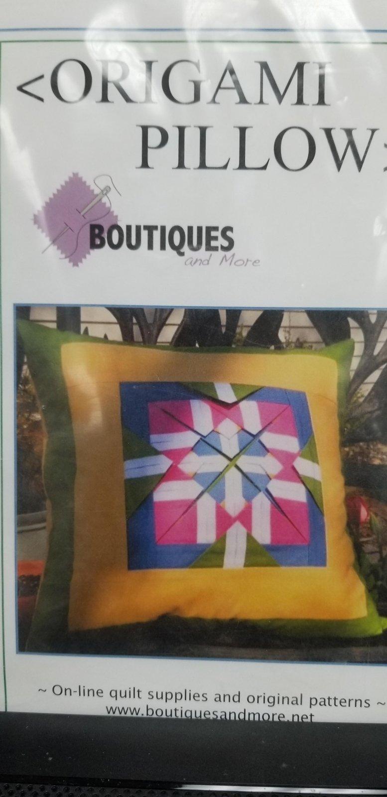 638142768849 origami pillow