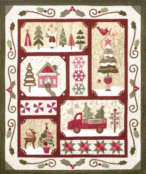 Sew Merry - Dark