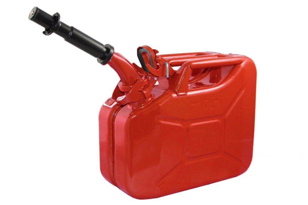 Wavian 10 Liter (2.6 Gallon) Jerry Can Systems - Free US 48 State Shipping