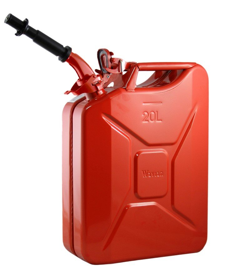 Wavian 20 Liter (5.3 Gallon) Jerry Can Systems