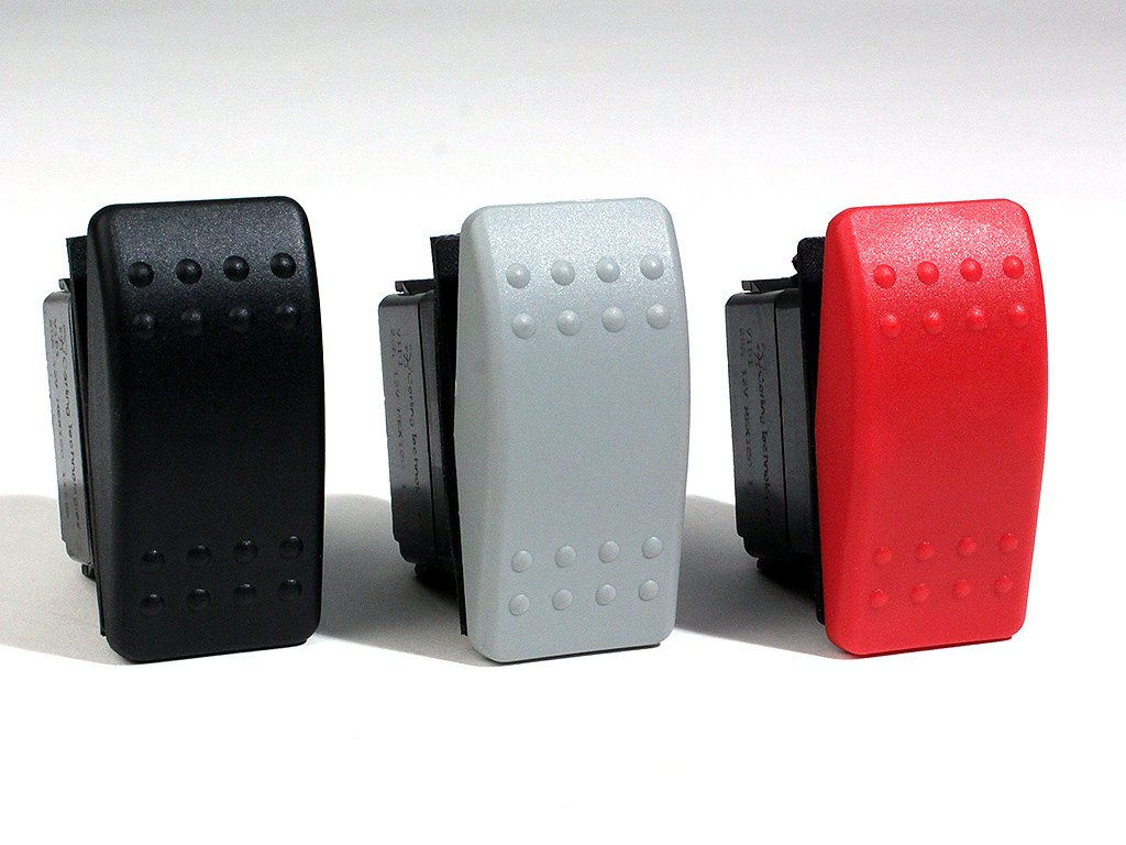Carling Contura II Non-Illuminated Switches