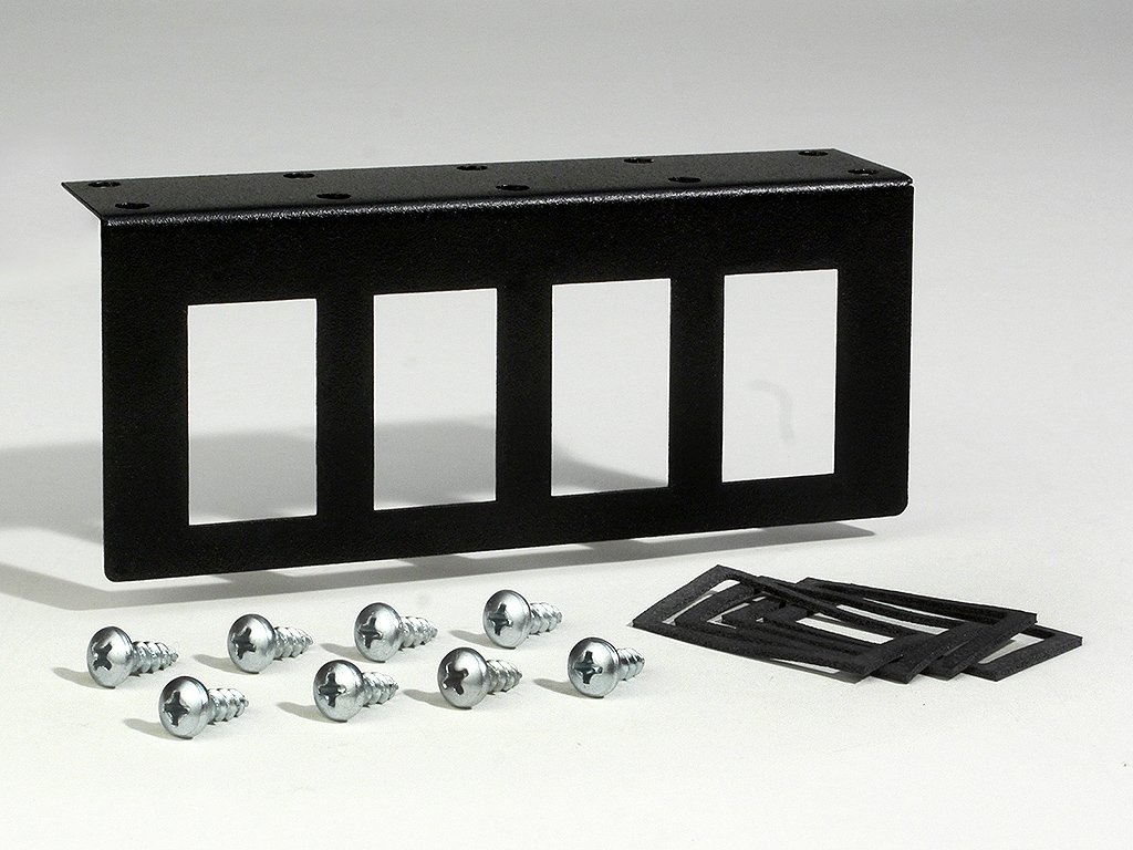 Four Switch Carling Contura Style DIY Under-Dash Switch Panel